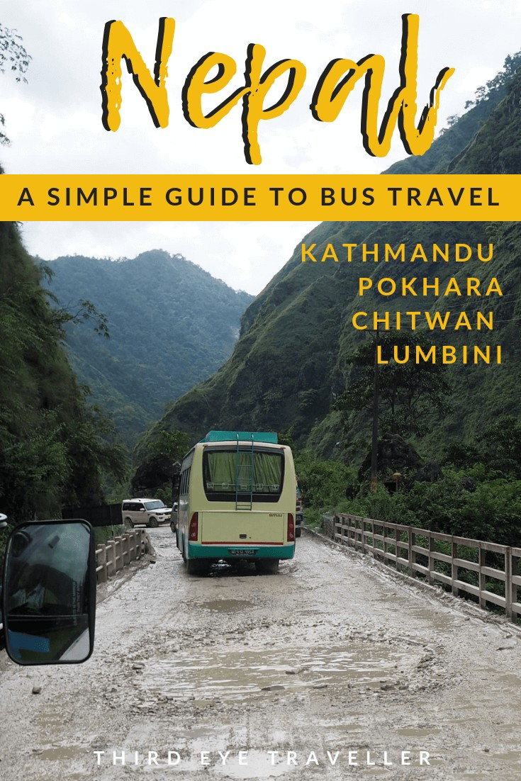 bus travel in nepal guide