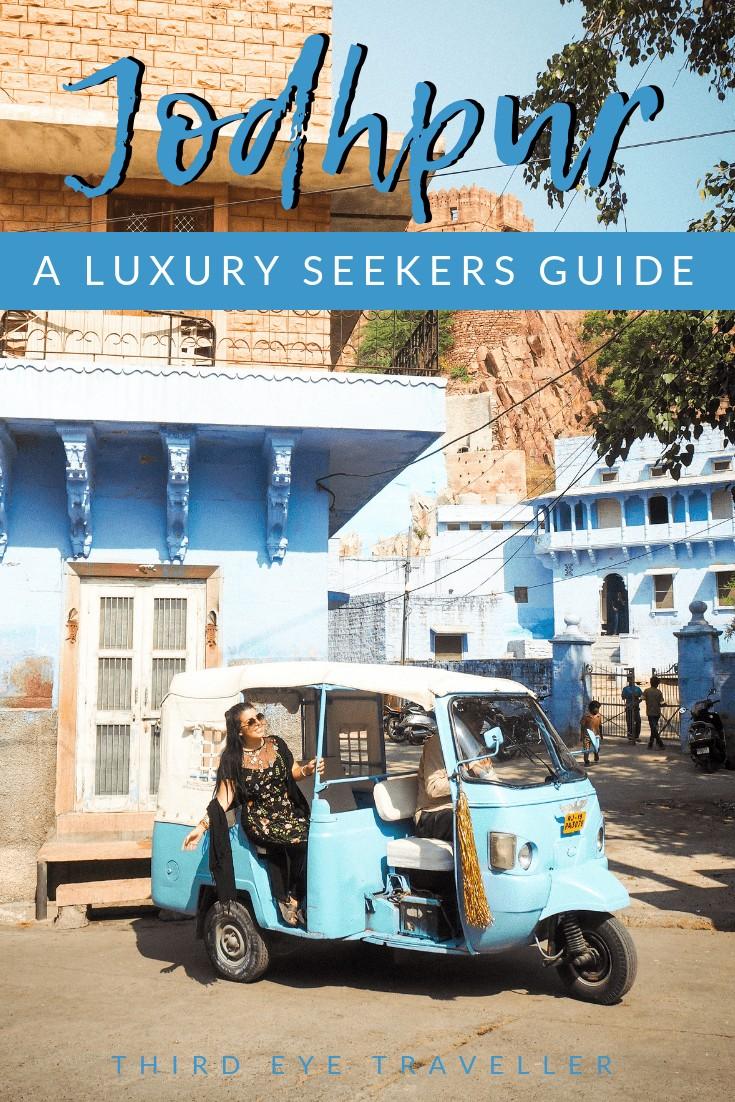 luxury guide to jodhpur