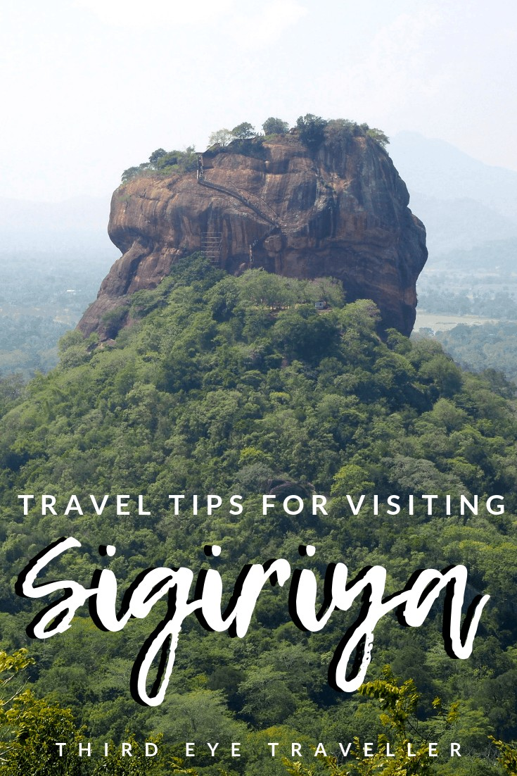 sigiriya rock tips