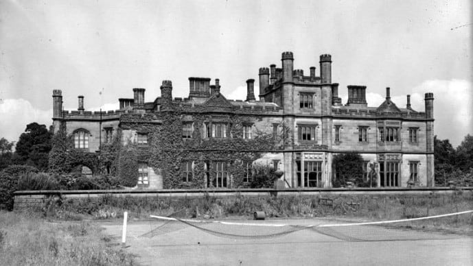 Dunmore Park House history
