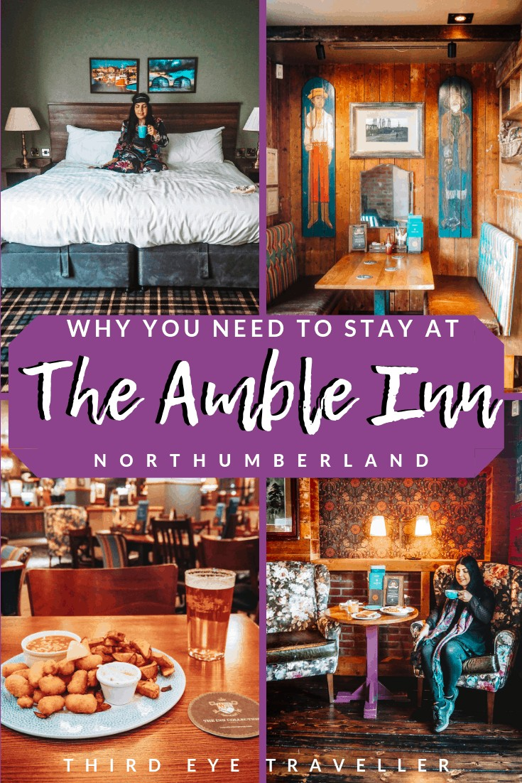 the amble inn northumberland