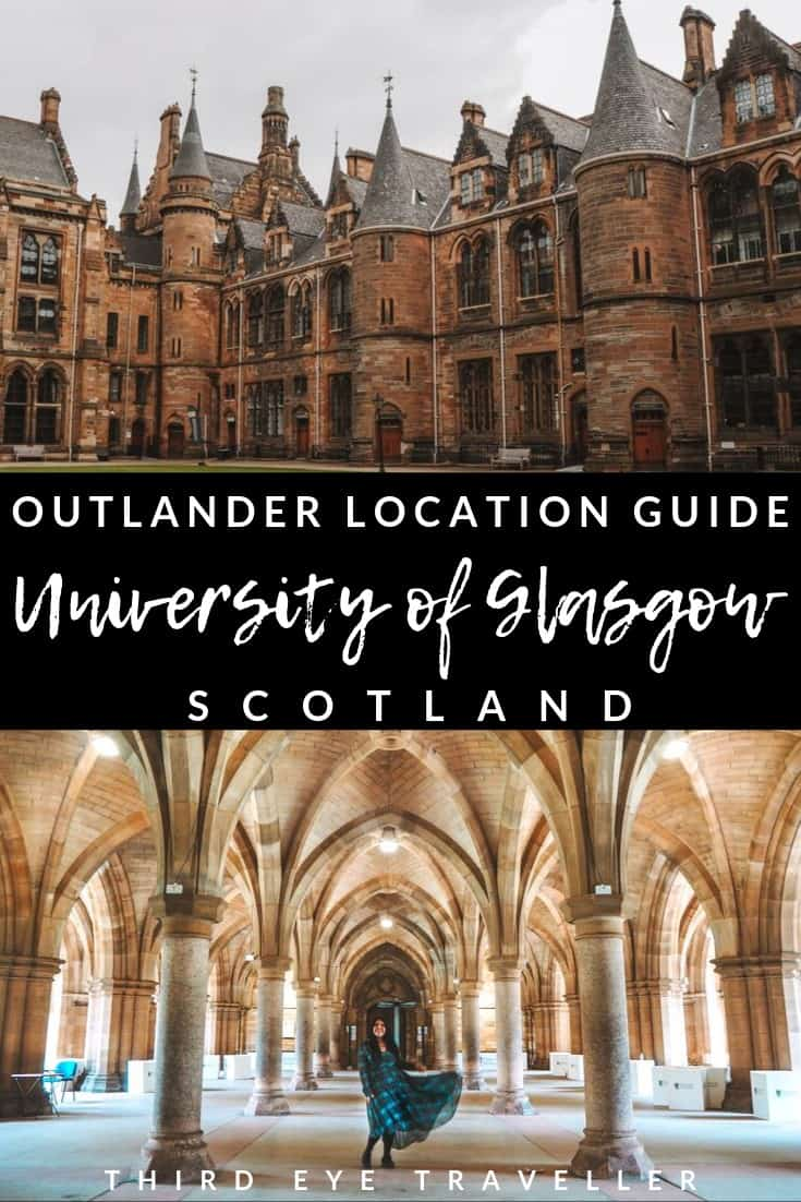 university of glasgow outlander