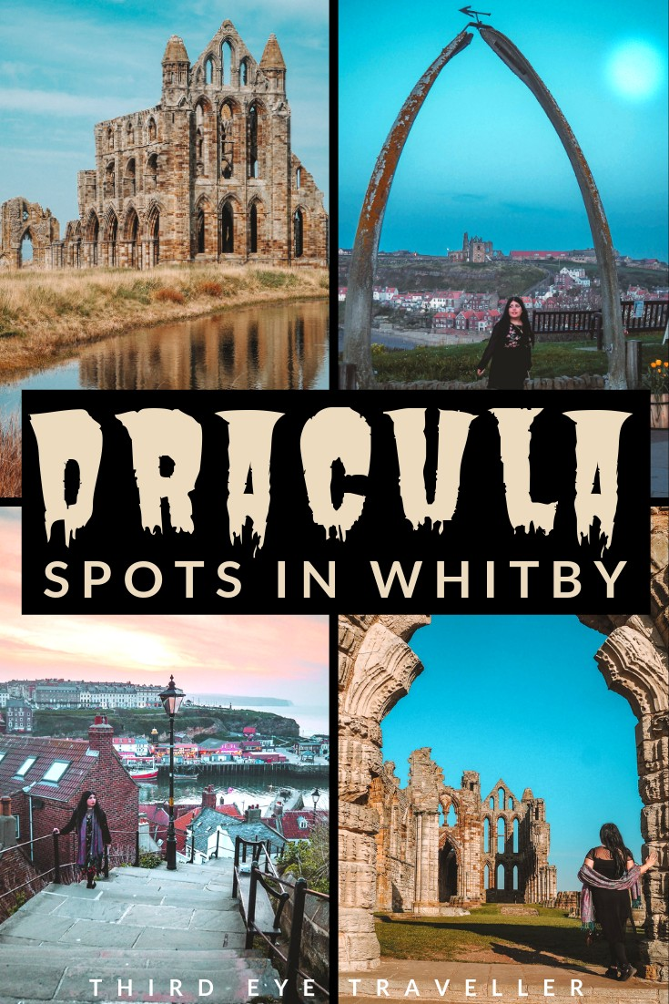 Dracula in Whitby things to do