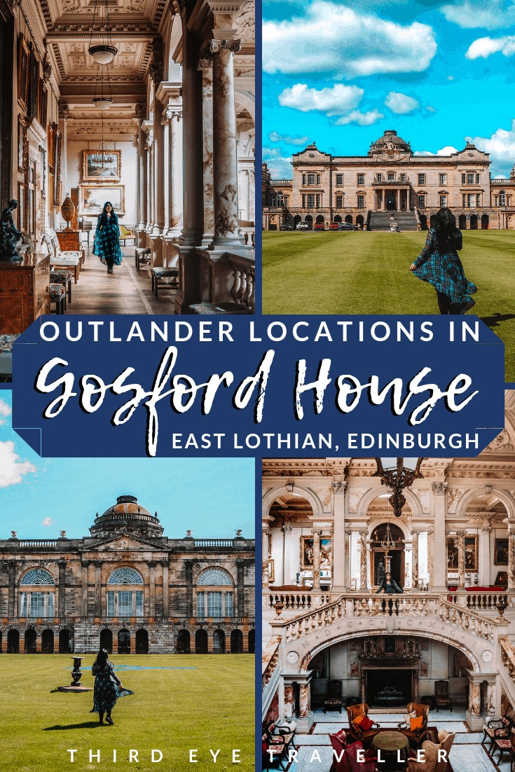 gosford house outlander locations