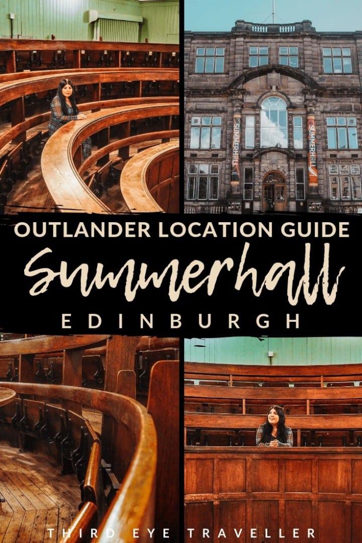 summerhall edinburgh summerhall outlander