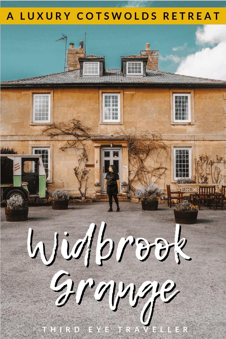 widbrook grange hotel review