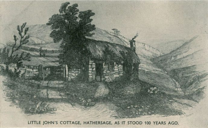 Little John's Cottage Hathersage