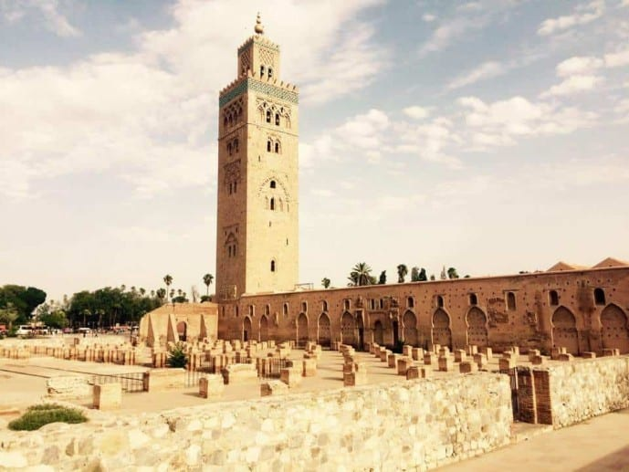 best two week itinerary morocco