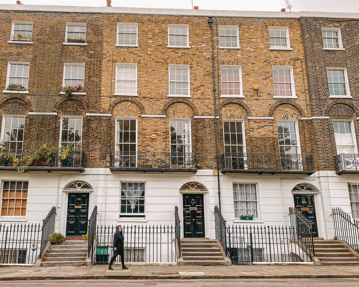 12 Grimmauld place London Claremont Square Harry Potter filming location