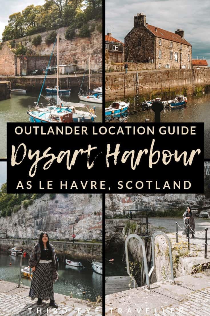 Dysart Harbour Outlander Le Havre