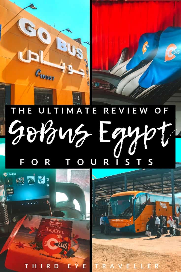 GoBus Egypt Review for tourists