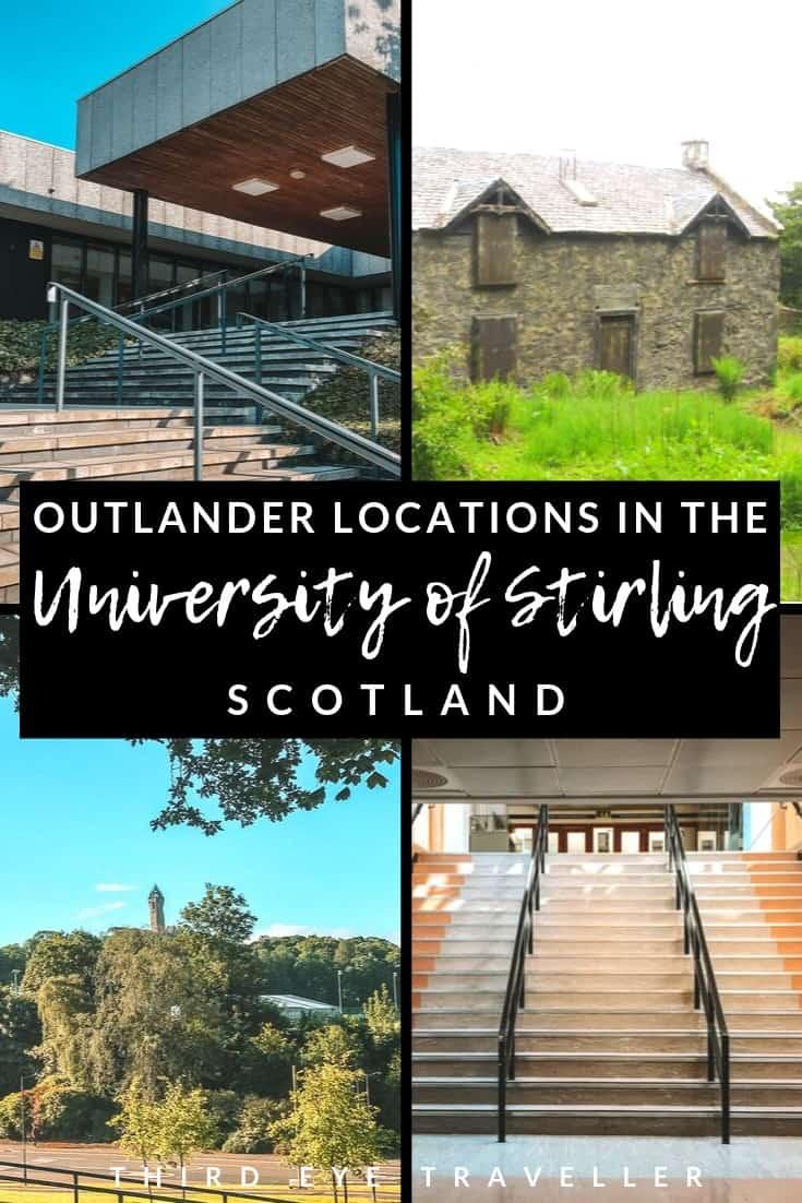 university of stirling outlander