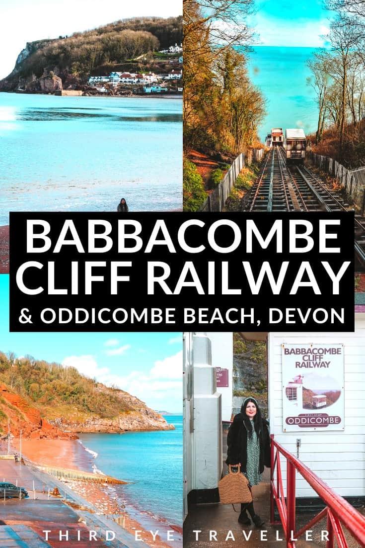 Babbacombe Cliff Railway to Oddicombe Beach