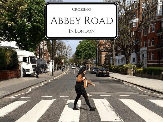 beatles abbey road crossing