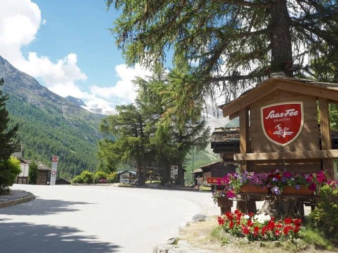 How to spend one day in Saas Fee
