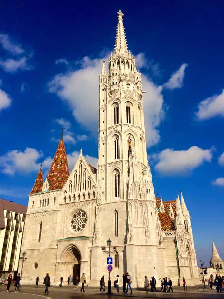 Budapest Bucket List | things to do in Budapest