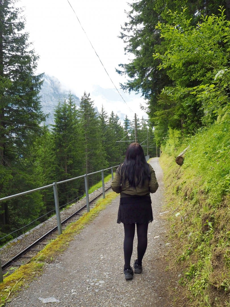 Murren Travel Guide | Murren to Winteregg Walk