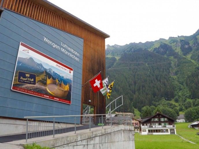 Männlichen to Kleine Scheidegg walk