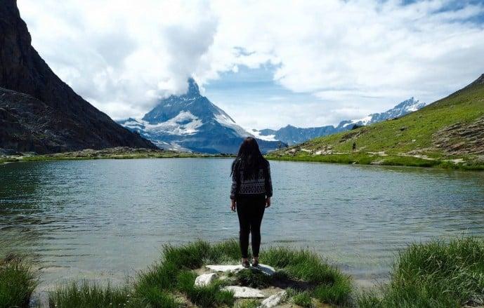 The best way to see the Matterhorn in Zermatt!