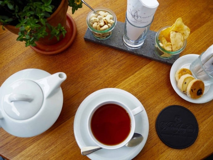 Afternoon tea interlaken