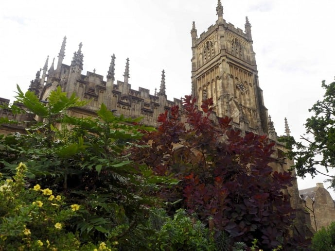 Visit Cirencester Abbey