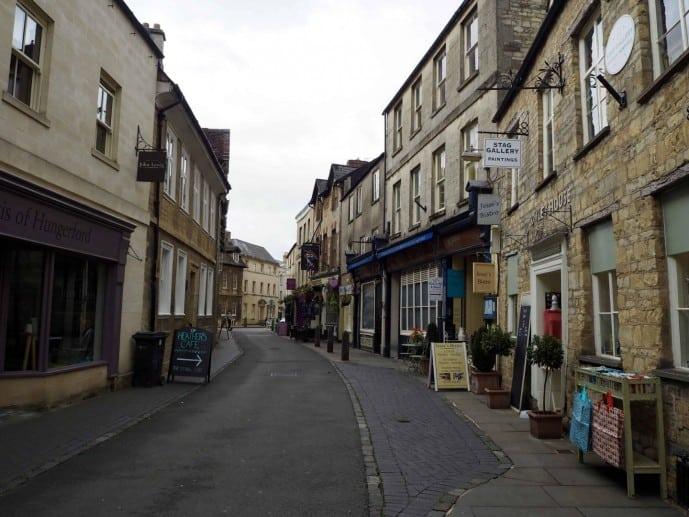 Visit Cirencester | Black Jack Street