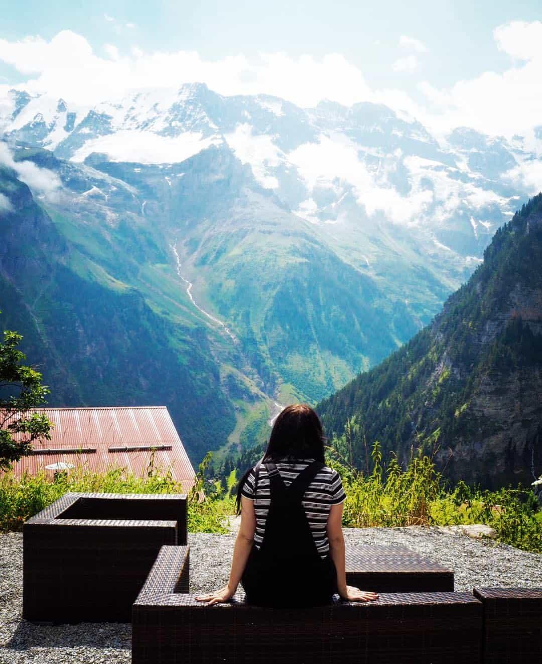 Gimmelwald Switzerland | Almendhubel