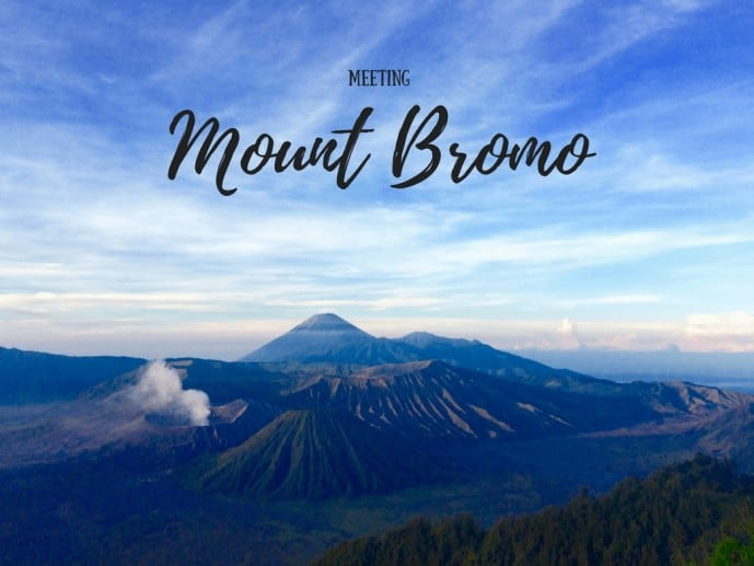 Cheap mount bromo tour