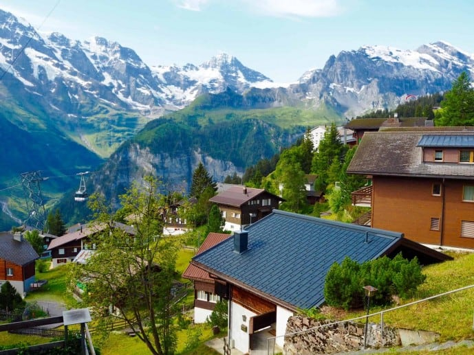 Murren Travel guide switzerland