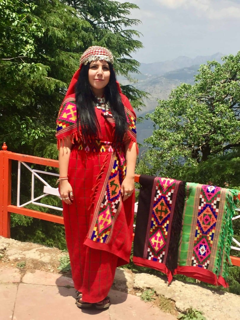 HIMACHAL TRADITIONAL DRESS
