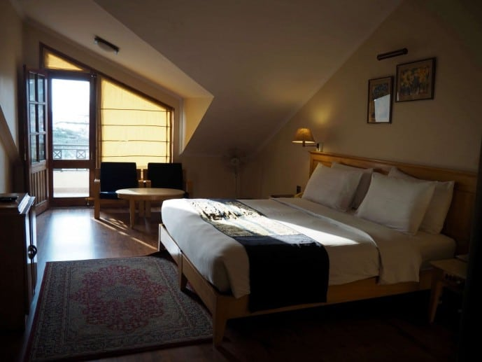 HOTEL WILLOW BANKS SHIMLA