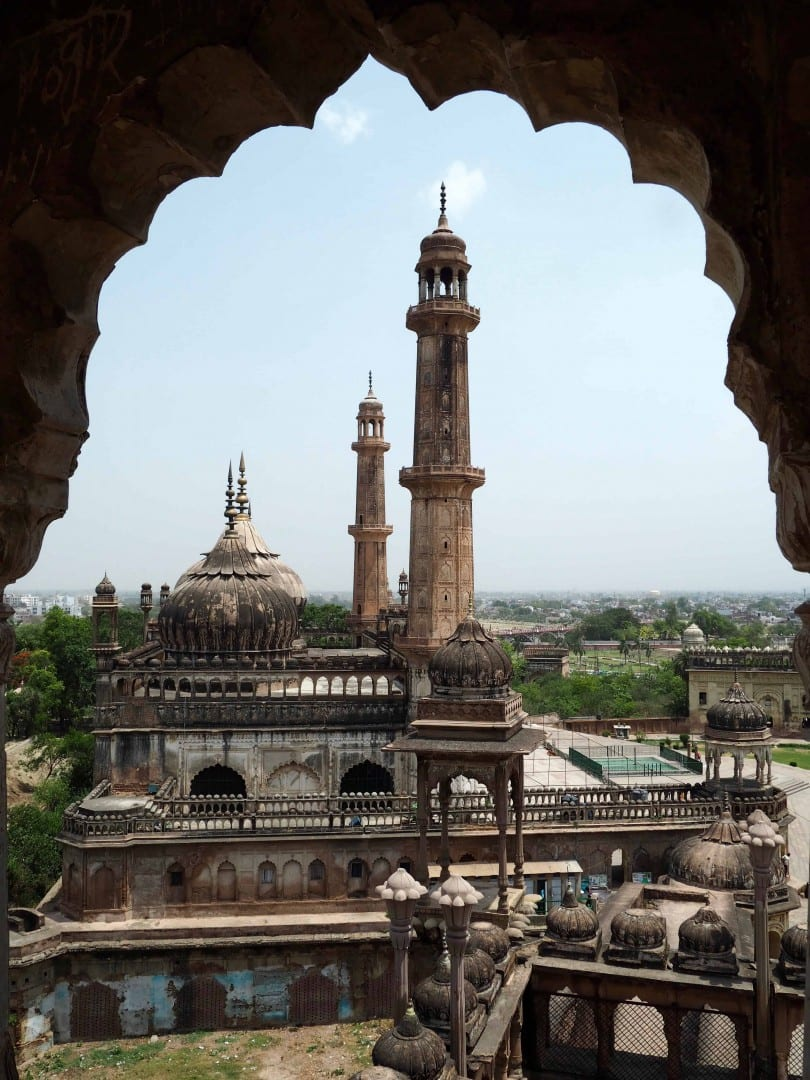 LUCKNOW ITINERARY