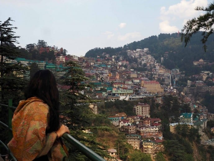 places to visit in Shimla