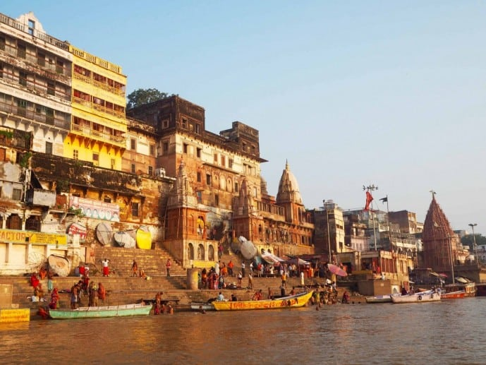 RIVER GANGES