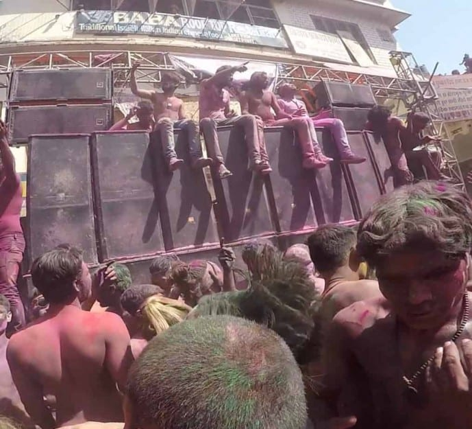 safety tips holi festival india