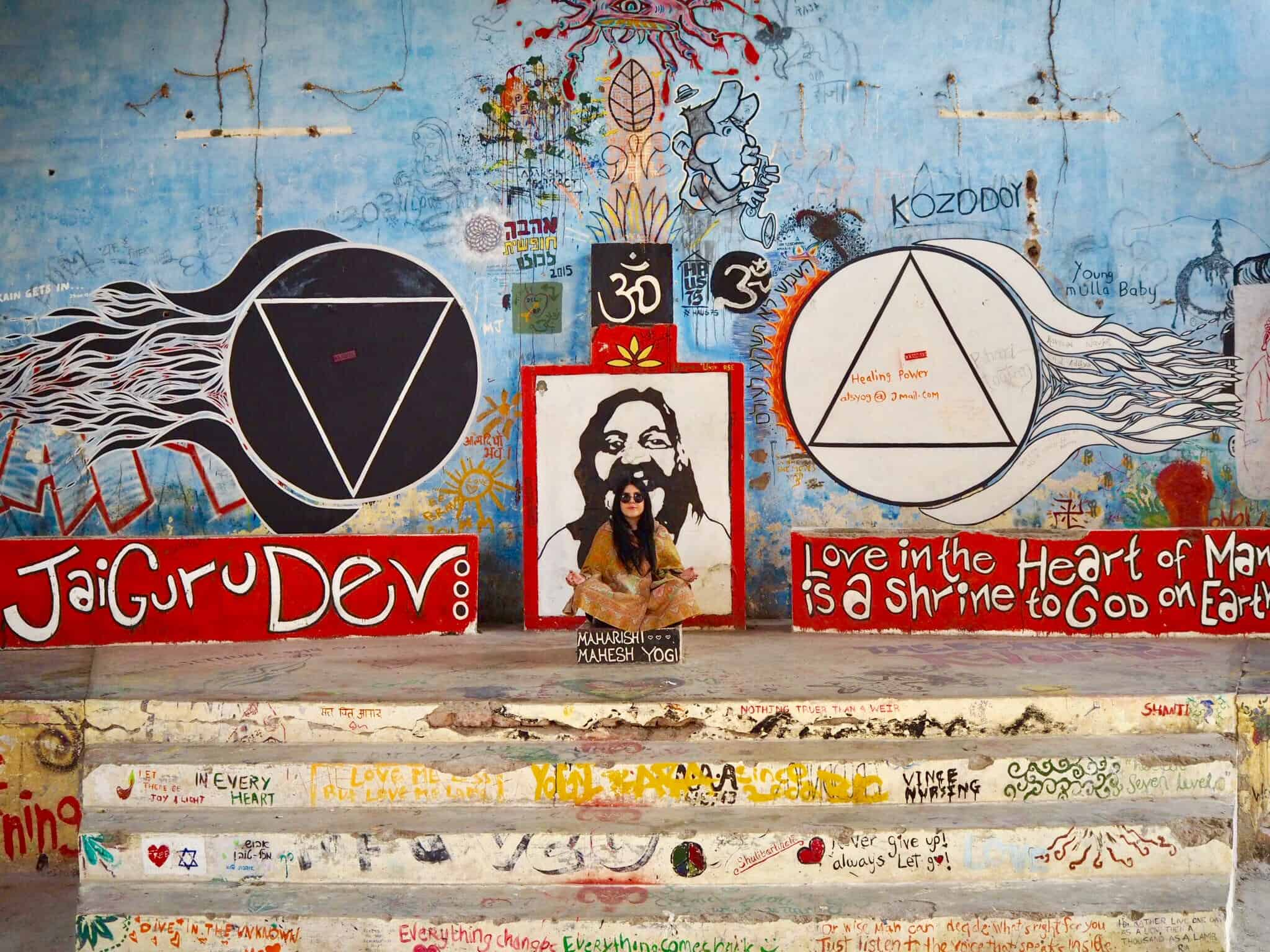 beatles ashram rishikesh | how to visit the beatles ashram in rishikesh