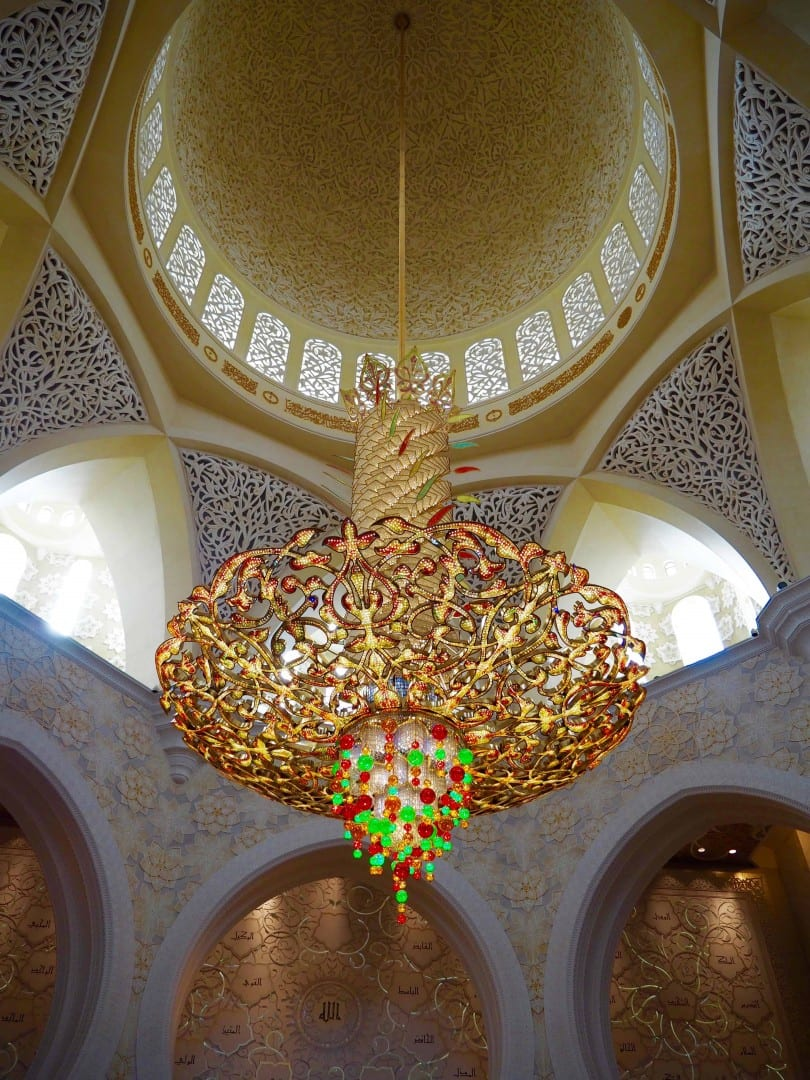 grand mosque abu dhabi tips