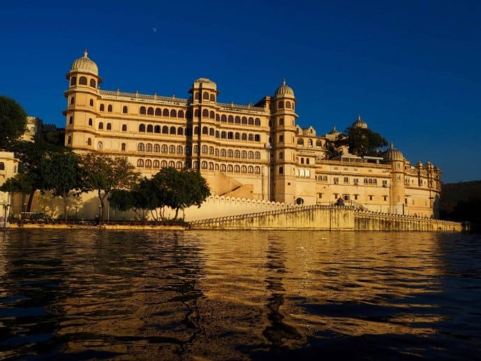 things to do in Udaipur | Taj Lake Palace Udaipur