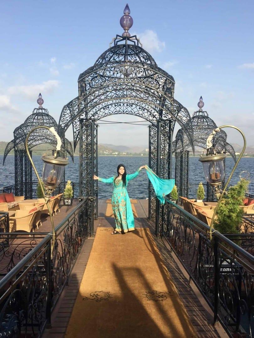 Taj Lake Palace Udaipur | solo travel problems