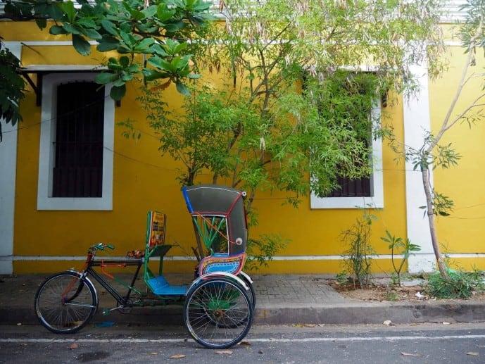 white town pondicherry | pondicherry travel guide