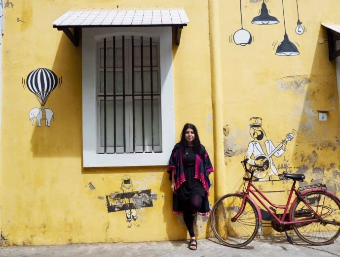 white town pondicherry | pondicherry travel guide