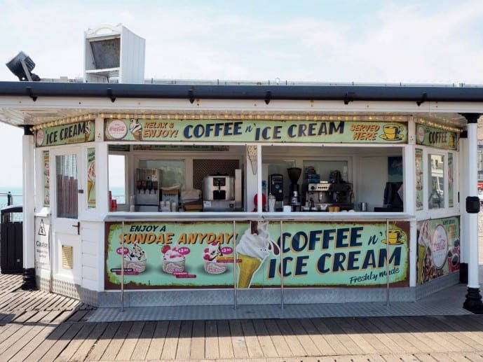 how to spend one day in Brighton