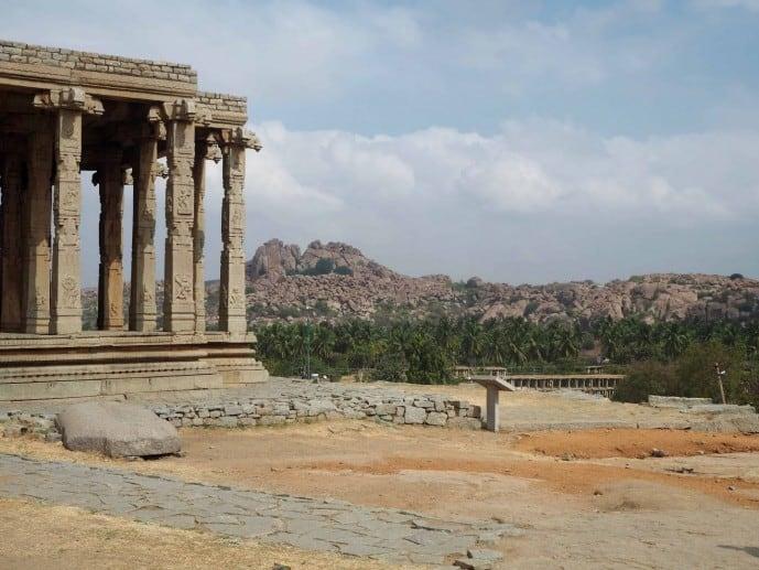 ganesh temple hampi