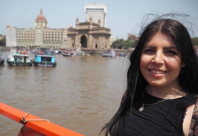 first time in Mumbai gateway of india