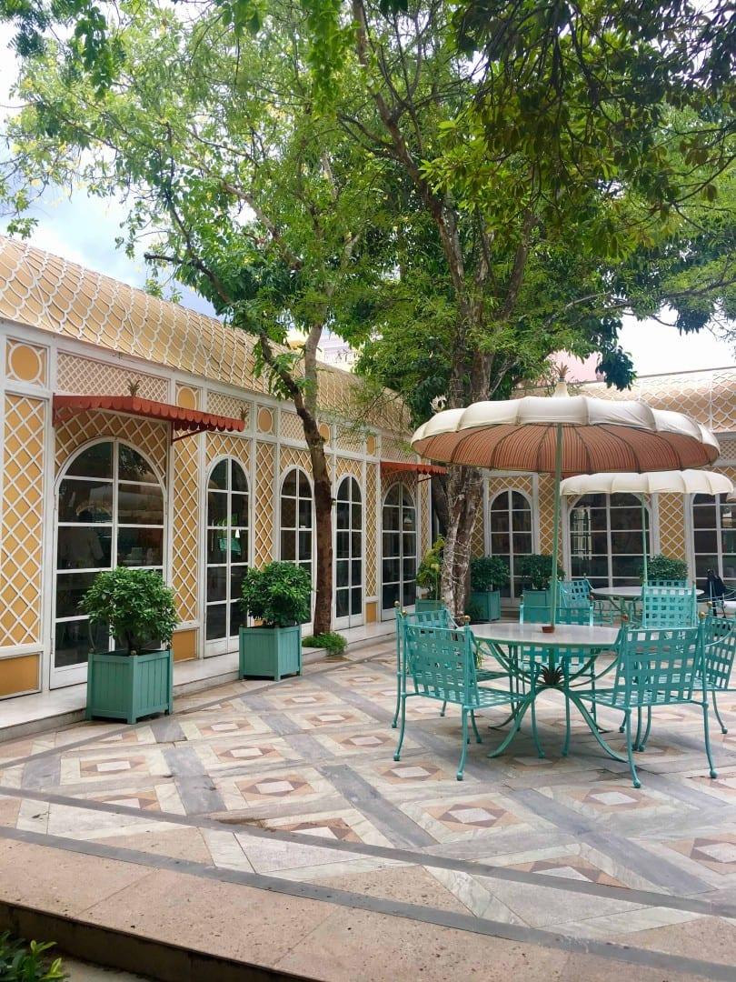 cafe palladio jaipur