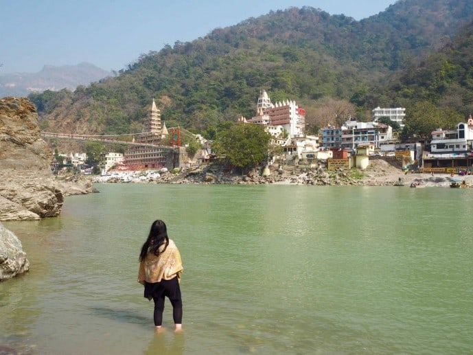 river ganges rishikesh