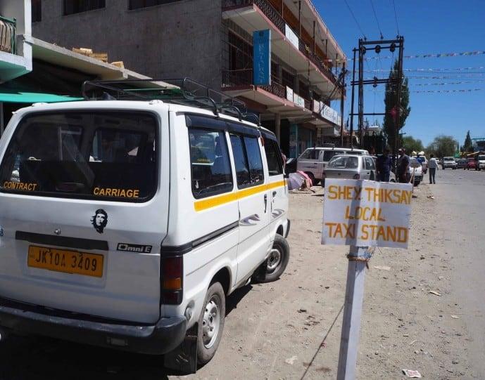 sharing taxi leh