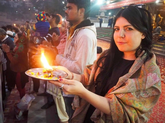 triveni ghat aarti rishikesh travel guide