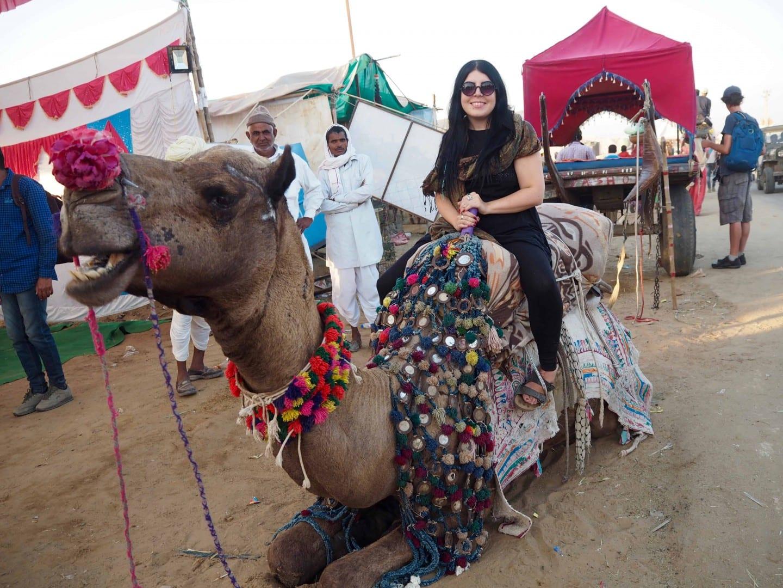 pushkar camel fair guide