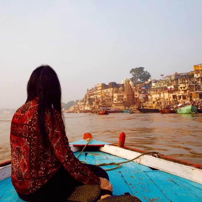 solo female travel guide varanasi